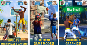 Basketball Stars for PC Screenshot