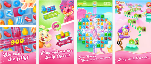 Candy Crush Jelly Saga for PC Screenshot