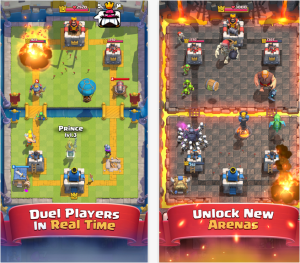 Clash Royale for PC Screenshot