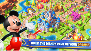 Disney Magic Kingdoms for PC ScreenShot