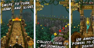 Temple Run for PC Screenshot