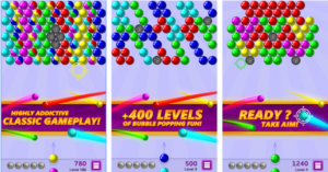 Bubble Shooter Arcade For PC Screenshot
