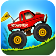 Jungle Monster Truck Kids Race For PC Free Download (Windows XP/7/8-Mac)
