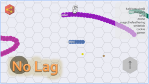 Snake.io For PC Screenshot