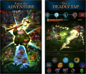 Tap Adventure for PC Screenshot