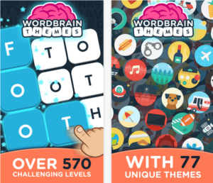 WordBrain Themes For PC Screenshot