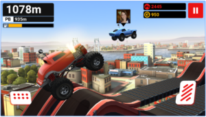 MMX Hill Climb for PC Screenshot