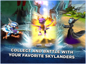 Skylanders Battlecast for PC Screenshot