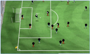 Stickman Soccer 2016 for PC Screenshot