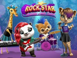 Rock Star Animal Hair Salon for PC Screenshot
