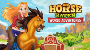 Horse Haven World Adventures for PC Screenshot