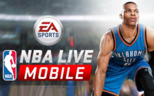 NBA LIVE Mobile for PC Screenshot