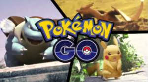 Pokémon GO for PC Screenshot