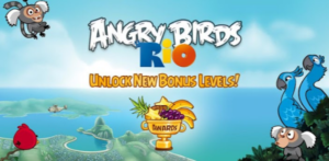 Angry Birds Rio for PC Screenshot