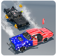 Demolition Derby Multiplayer for PC Free Download(Windows XP/7/8-Mac)