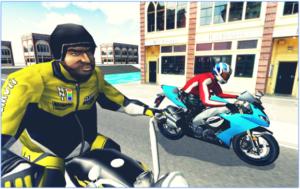 Moto Racer 3D for PC Screenshot