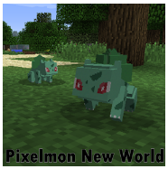 Pixelmon New World for PC Free Download (Windows XP/7/8-Mac)