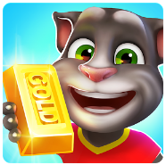 Talking Tom Gold Run for PC Free Download (Windows XP/7/8-Mac)