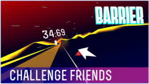 BARRIER X for PC Screenshot