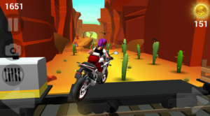 Faily Rider for PC Screenshot