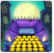 Coin Dozer Haunted for PC Free Download (Windows XP/7/8-Mac)