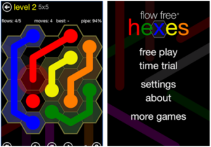 Flow Free Hexes for PC Screenshot