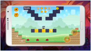 Mario World for PC Screenshot