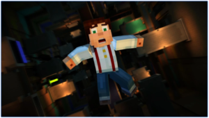 Minecraft Story Mode for PC Screenshot