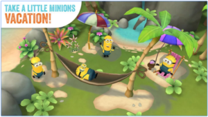Minions Paradise for PC Screenshot