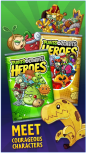Plants vs Zombies Heroes for PC Screenshot