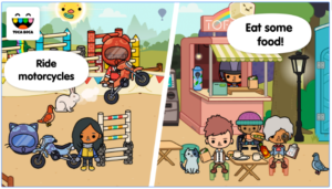 Toca Life Stable for PC Screenshot
