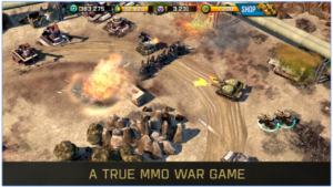 War Commander Rogue Assault for PC Screenshot