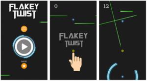 Flakey Twist for PC Screenshot