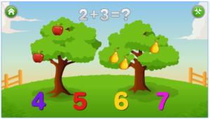 Kids Numbers and Math FREE for PC Screenshot