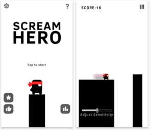 Scream Hero for PC Screenshot