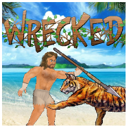 Wrecked (Island Survival Sim) for PC Free Download (Windows XP/7/8/10-Mac)
