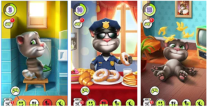My Talking Tom for PC Screenshot