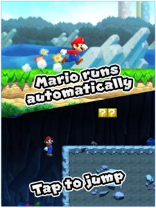 Super Mario Run for PC Screenshot
