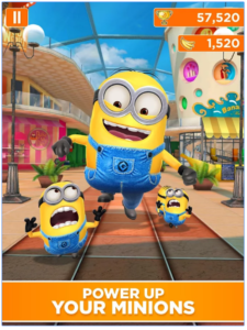 Despicable Me Minion Rush for PC Screenshot