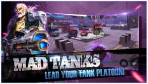 Mad Tanks for PC Screenshot
