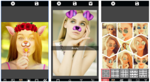 Collage Photo Maker Pic Grid for PC Screenshot