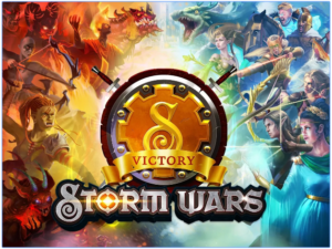Storm Wars CCG for PC Screenshot