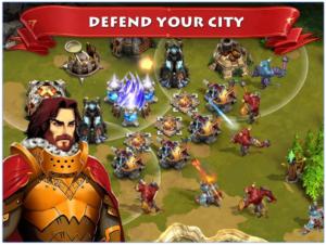 Storm of Wars Sacred Homeland for PC Screenshot